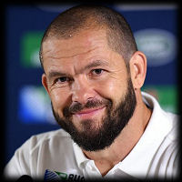 Andy Farrell Ireland Defence Coach