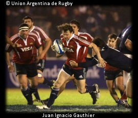 Argentina A vs France Gauthier