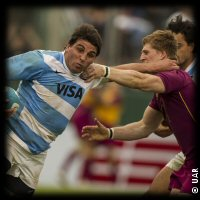 Argentina England David Strettle 1st Test