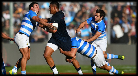 Argentina England Rugby Summer Tour T1