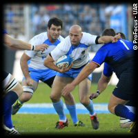Argentina France 2nd Test Felipe Contepomi