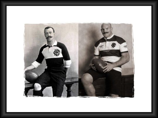 Barbarians 125th Anniversary photo William Percy Carpmael Stephen Moore