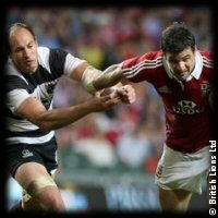 Barbarians British Lions Sergio Parisse Mike Phillips
