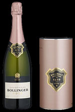 Bollinger Rose Ice Tube