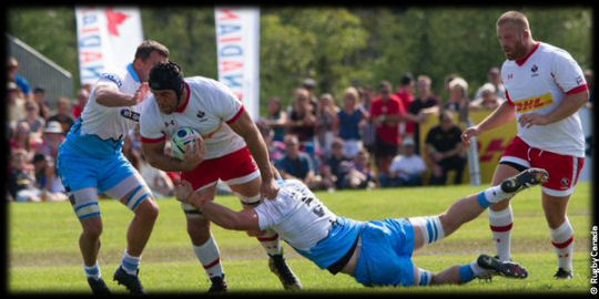 Canada v Glasgow Warriors