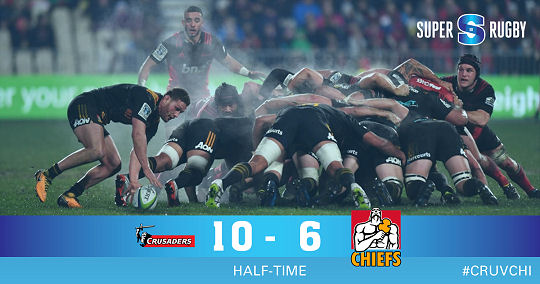 Crusaders Chiefs HT Super Rugby SF2 2017