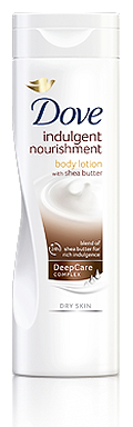 Dove Indulgent Nourishment Body Lotion With Shea Butter