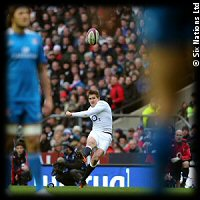 England Italy Toby Flood