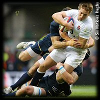 England Scotland 2013 Billy Twelvetrees