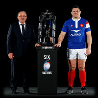 France Rugby Jacques Brunel Guilhem Guirado Guinness Six Nations 2019