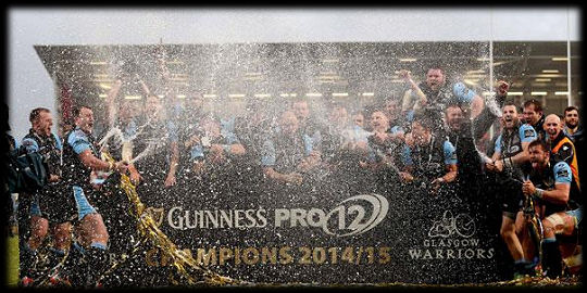 Guinness Pro12 | Rugby Union | Tournament | rugbyunplugged com