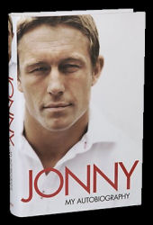 Jonny My Autobiography by Jonny Wilkinson