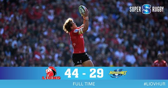 Lions Hurricanes FT Super Rugby SF1 2017