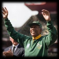 Morgan Freeman Ellis Park Invictus