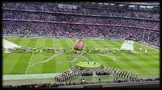 Opening Ceremony RWC 2015