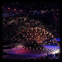 Paralympics Opening Ceremony 2012 The Flame