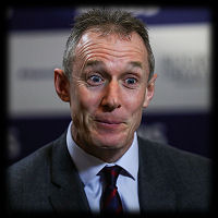 RBS 6 Nations Launch Rob Howley
