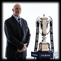RBS 6 Nations Launch Vern Cotter