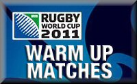 RWC Warm Up Matches