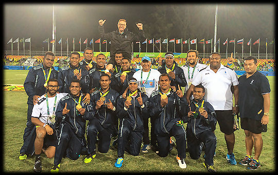 Rio 2016 Gold Medal Winners Fiji 01 Rugby 7s