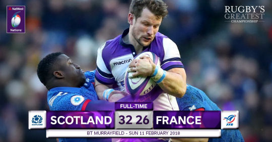 Scotland France FT 6 Nations 2018