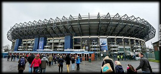 Scotland Italy 2013 Murrayfield