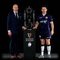 Scottish Rugby Gregor Townsend Greig Laidlaw Guinness Six Nations 2019