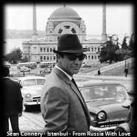 Sean Connery Istanbul From Russia With Love
