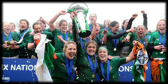 RBS Six Nations Jnrs & Women 2013 | Rugby Union ...