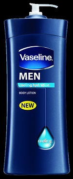 Vaseline Cooling Hydration Body Lotion