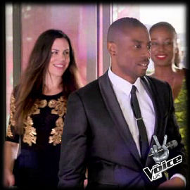 Zoe Griffin Leo Ihenacho The Voice